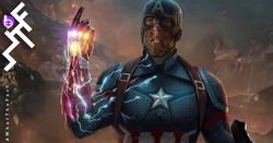 จะเป็นอย่างไรหาก Captain America เป็นคนดีดนิ้วลบ Thanos แทน Iron Man
