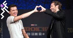 """Marvel ยอมรับแล้ว! Jake Gyllenhaal เป็นสามีของ Tom Holland จริง หลังน้องโพสต์ """"คิดถึงผัวขา"""""""