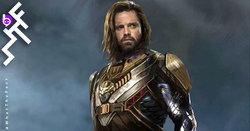 บัคกี้ Winter Soldier จาก Avengers: Endgame ในชุดวากานดาที่แฟนๆ ไม่เคยเห็นที่ไหนมาก่อน