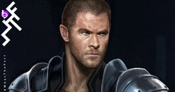 เผยลุคผมเกรียนสุดเท่ของ Thor ที่ไม่ได้ถูกใช้ในหนังจักรวาล Marvel