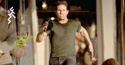 Tom Cruise ไม่อนุญาต ให้ใครมาวิ่งขนาบเขาในหนังที่เป็นพระเอก