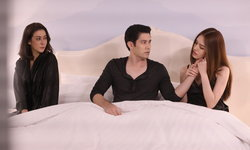"""""""เกรซ"""" วัดใจความสัมพันธ์ นัวเนียสามี """"เอมี่"""" ต่อหน้าต่อตา ใน """"เริงริตา"""""""