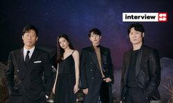 คุยกับ ซงจุงกิ-คิมแทรี-ชินซอนกยู-ยูแฮจิน ก่อนลุยอวกาศใน Space Sweepers