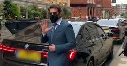 โจรอังกฤษฉกรถ BMW X7 ของทอม ครูซ ก่อนไปจอดทิ้งไว้ แต่ของมีค่าในรถสูญหาย