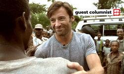 Hugh Jackman เป็นคนที่ชอบดื่มกาแฟมาก... โดยเพจ ตั๋วร้อน ป๊อปคอร์นชีส