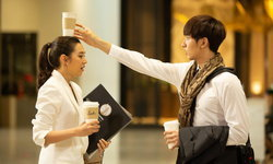 """""""ให้รักพิพากษา"""" (Ep.1) เปิดฉาก """"เบลล่า"""" ตัวแม่ด้านความเยอะสิ่งกับการสั่งกาแฟให้โลกจำ"""