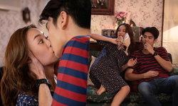 """""""ริว"""" เกร็งปากมือสั่น ตีตราจองมอบจูบแรก """"แยม"""" ใน """"พฤษภา-ธันวา รักแท้แค่เกิดก่อน"""" Ep.7"""