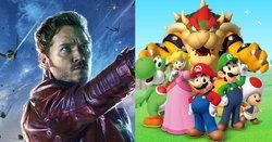 คริส แพร็ตต์ และ อันยา เทย์เลอร์-จอย นำทีมให้เสียงพากย์แอนิเมชั่น Super Mario