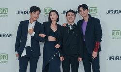 """""""จอนจีฮยอน-จูจีฮุน"""" นำทีมเปิดตัวออริจินัลซีรีส์เกาหลีฟอร์มยักษ์แห่งปี Jirisan (จีรีซาน)"""