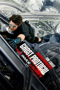 Mission Impossible : Ghost Protocol