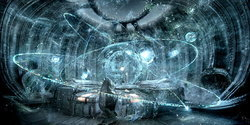 ถึงกับตะลึง!! ภาพจักรวาล3มิติจาก Prometheus