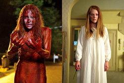 เผยภาพ โคลอี้ มอเร็ทซ์ โชกเลือดในหนังรีเมก Carrie
