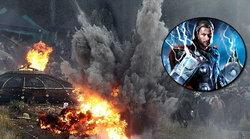 แม่เจ้า! ระเบิดกลางกองถ่ายหนัง Thor 2