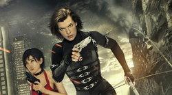 วิจารณ์หนัง Resident Evil: Retribution