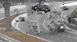 ดูฉากบู๊ระเบิดสะพาน ใน Fast Six (คลิป)