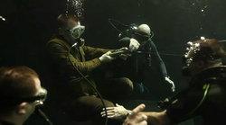 คลิปเบื้องหลังฉากใต้น้ำหนัง 007 - Skyfall