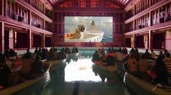 อลังการงานสร้าง! ดูหนังบนเรือที่ปารีสไปกับ Life of Pi