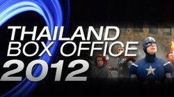 30 อันดับหนังทำเงินในไทย ประจำปี 2012