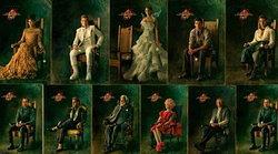 เปิดตัวภาพ 11 คาแรคเตอร์ The Hunger Games 2