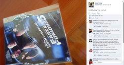 ฮือฮา 'ฮาน' จาก 'Fast & Furious 6' โพสต์ซื้อแผ่นผีในไทย