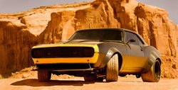 Bumblebee มีรถคันใหม่ใน 'Transformers 4′