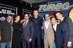 พรีเมียร์ Turbo ที่นิวยอร์กกระหึ่ม นักแสดงและแฟนคลับร่วมงานคับคั่ง