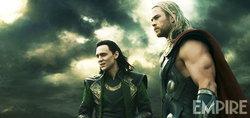 ธอร์&โลกิ บนโปสเตอร์ Thor: The Dark World พร้อมภาพชุดใหม่!