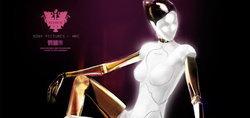 หุ่นยนต์เซ็กซี่และภาพออกแบบอื่นๆ ใน Elysium