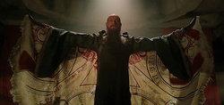 แมนดาริน ฉายเดี่ยวในหนังสั้น All Hail the King