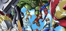 Marvel Disk Wars: The Avengers เมื่อฮีโร่เป็นแบบดิจิม่อน