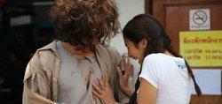 ไมค์ สวมคราบคนจรจัด เปิดศึก เปรี้ยว กลางขนส่ง แรกพบรัก นาว ใน คมพยาบาท
