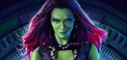 เผยโฉม 'โซอี้ ซัลดาน่า' นางเอก Guardians of the Galaxy