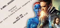 หลุด! X-MEN: APOCALYPSE กับเค้าโครงบทร่างแรก