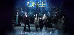 อันนา เอลซ่าและคริสตอฟ เวอร์ชั่นคนแสดง ใน Once Upon a Time