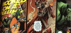เปิดตัว Attack on Avengers การ์ตูนมาร์เวลปะทะไททัน