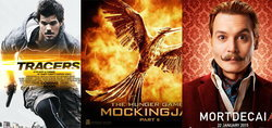 MONGKOL MAJOR เปิดโผ กองทัพภาพยนตร์ฟอร์มยักษ์ ตลอดปี 2015