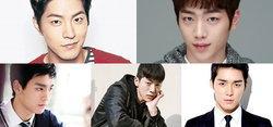ซอคังจุน-ฮงจงฮยอน นำทีมนักแสดงสุดหล่อร่วมรายการ Running Man