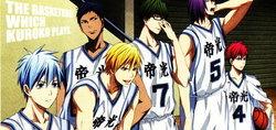 Kuroko's Basketball -Replace- บาสนายจืดภาคย้อนความ