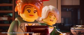 The LEGO® Ninjago® Movie