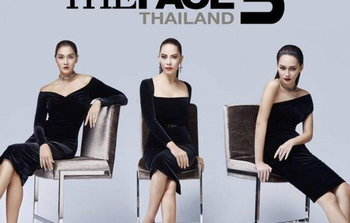 The Face Thailand เมนเทอร์ชุดเก่า