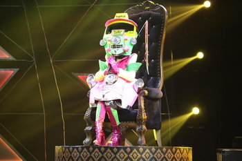 แชมป์ The Mask Line Thai