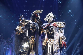 the mask วรรณคดีไทย แชมป์ชนแชมป์