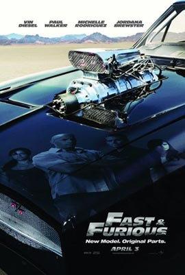 Fast and Furious จัดประกวดสุดยอดโมเดล
