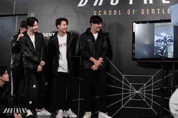 """""""The Brothers Thailand"""" EP.6 """"แอน ทองประสม+ป๋อมแป๋ม"""" สอนเทคนิครับมือสื่อ"""