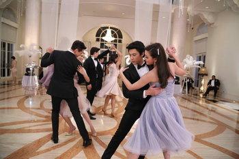 แอบรักออนไลน์ ฉากเต้นรำ