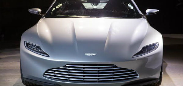 เผยโฉมรถใหม่ล่าสุดของเจมส์ บอนด์ 007 SPECTRE