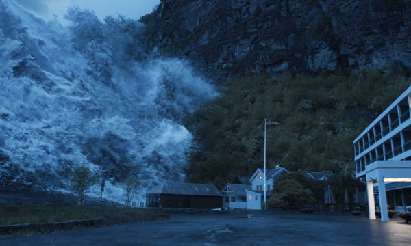 THE WAVE หนังสึนามิถล่มเมือง ภัยพิบัติสุดระทึกที่จะหยุดลมหายใจผู้ชม
