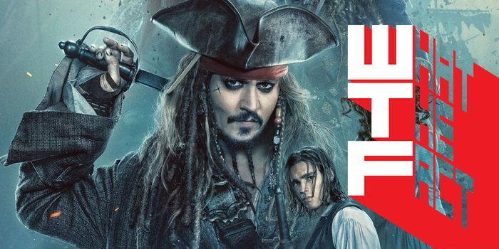 6 คำถามเกี่ยวกับ Jack Sparrow ที่รอให้ค้นหาคำตอบใน Pirates of the Caribbean Dead Men Tell No Tales