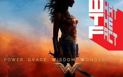 [รีวิว]Wonder Woman  แกล สวยเกิ๊น หนังก็ห่วงเด็กเกิ๊น