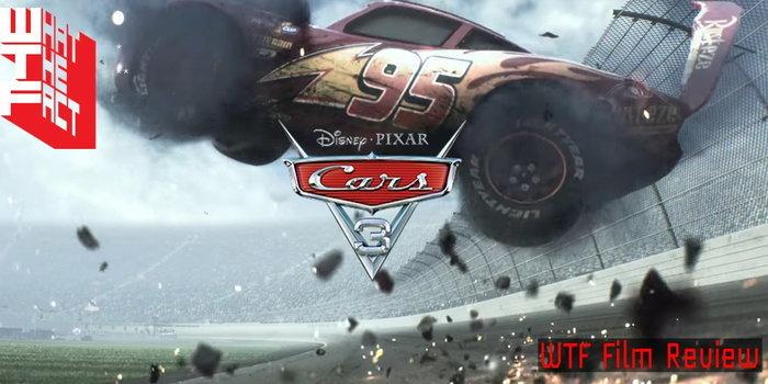 รีวิว CARS 3 สี่ล้อซิ่งชิงบัลลังก์แชมป์